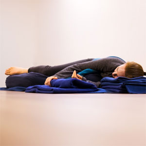Restorative Yoga Retreat